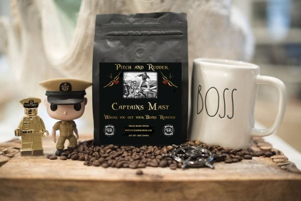 veteran owned coffee, coffee, navy coffee, navy chief coffee, navy joe coffee, shipboard coffee, sailors tears, captains mast, rae dunn, pitch and rudder coffee, chief coffee, us navy coffee