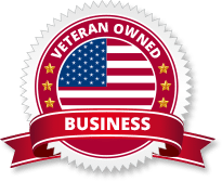 Veteran owned, veteran owned and operated, Navy Chief owned and operated