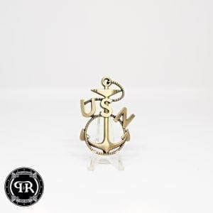 tumbler heritage Chief Anchor attachment // CPO gift