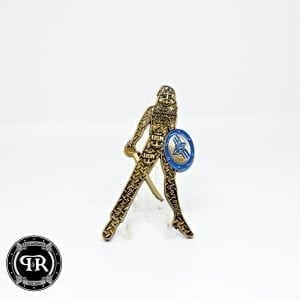 Custom wonder woman navy chief challenge coin