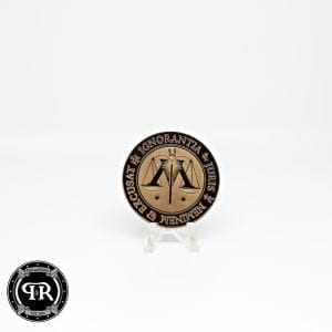 Custom Challenge Coins // Chief Mess Coins // Pitch and Rudder Custom Challenge coins // CPO Challenge Coins