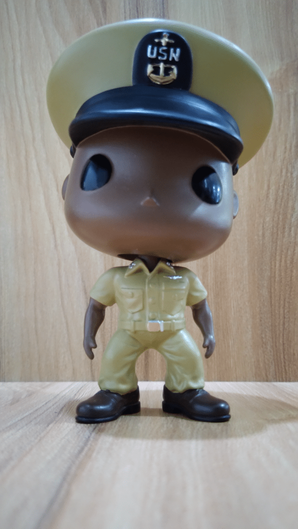 Funko Style Bobble Head - Male Navy Chief Petty Officer