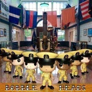 Funko Style Bobble Heads