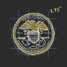 Custom Challenge Coins | Military Coins Maker USA | Pitch and Rudder
