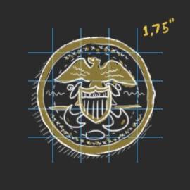 custom design challenge coin, custom challenge coins, military challenge coins, navy challenge coins, Navy Chief challenge coins, what is a challenge coin, challenge coin designer, army challenge coins, challenge coin maker