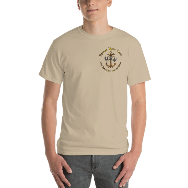 retired navy chiefs, navy chief, navy chief pride, navy chief apparel, custom navy chief shirt, navy chief flag shirt, dd-214, retired and loving it, cpo retired, cpo pride, cpo apparel, custom cpo apparel, cpo shirts, custom cpo shirts