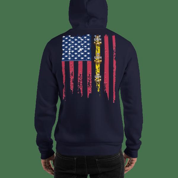 Chief american flag hoodie, Chief pride, custom chief shirt, CPO american Flag hoodie, Us Navy American Flag hoodie, Us Navy american flag CPO hoodie, Navy Chief, Navy Pride shirt, Navy Chief hoodie, Navy chief shirts, navy chief gear, navy chief com, chief swag, navy chief navy pride, chief season gear, custom navy chief shirts