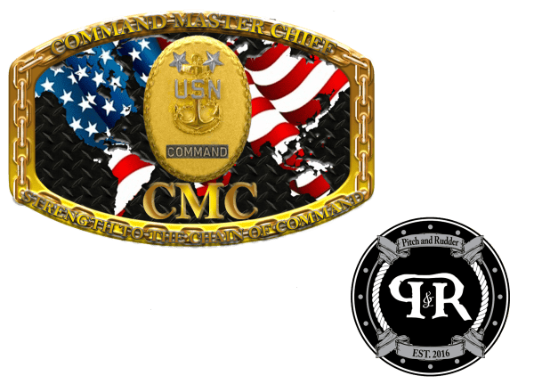 CMC Custom Belt Buckle