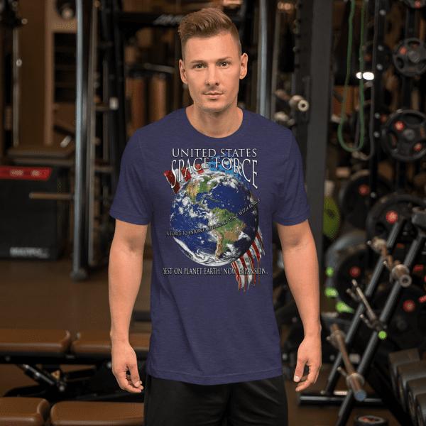 space force, space force tshirt, custom space force tshirt,