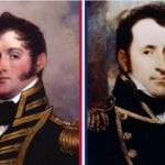 DID YOU KNOW…that two Navy legends fought a duel with Marines?!