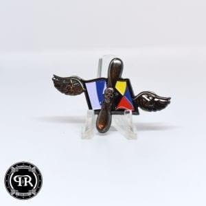 AZ lapel pin, AZ hat pin