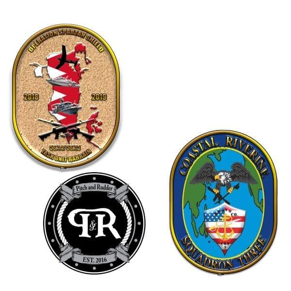 custom command coin