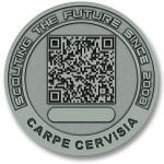 business card challenge coins, custom challenge coin, business card challenge coin
